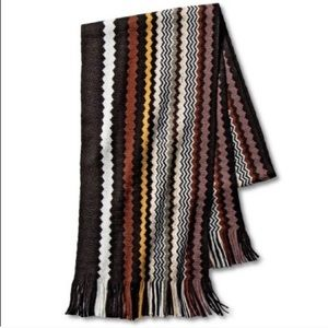 Missoni for target scarf